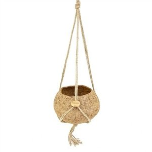 Kokodama Hanging pot 25 cm - diam. 17 cm entrance