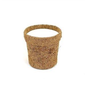 Kokodama Pot 10 cm - diam. Entrée de 8 cm