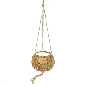 Kokodama Kokodama hängenden Topf 12 cm dia. (8 cm Eingang)