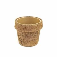 Kokodama Topf 13 cm - Durchmesser 10,5 cm
