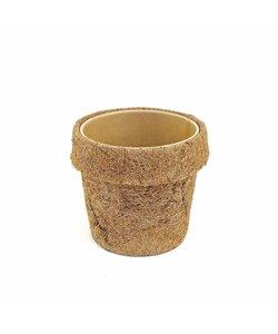 Pot 13 cm - diameter 10.5 cm