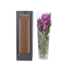 Vanda Lisanne in glas 70 cm roze