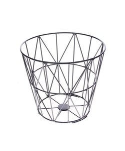 Basket Arizona black iron