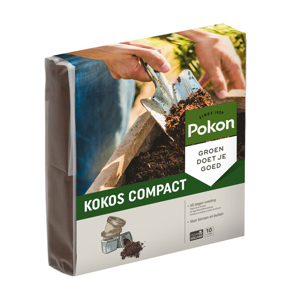 Potgrond Coconut compact 10 ltr