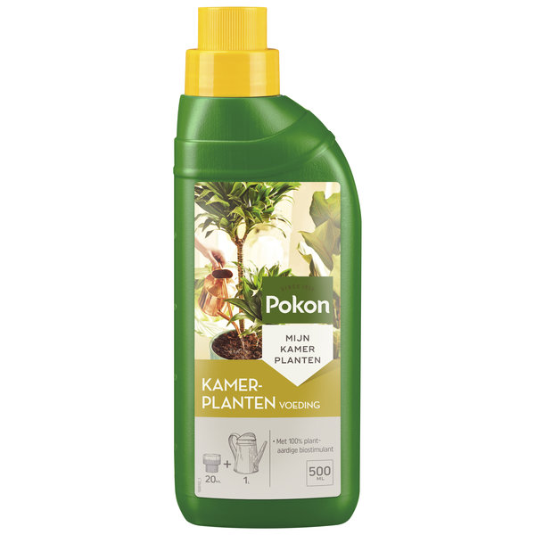 Plantenvoeding Pokon Houseplants 500 ml