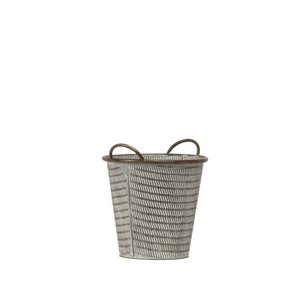 Alflora Zinc bucket Pattaya with metal handle