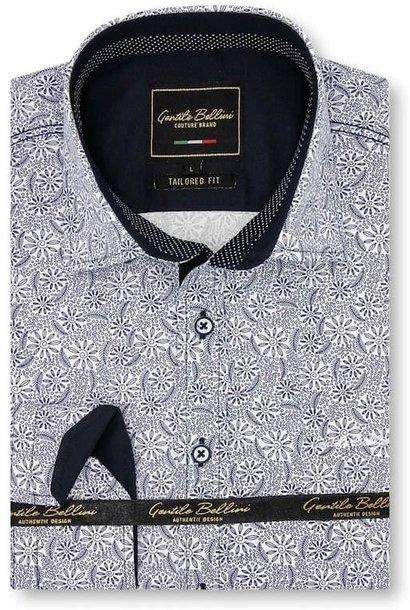 Heren Overhemd - Laurel Wreath - Wit