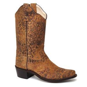 Bootstock Leopard