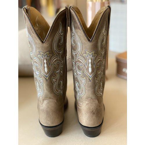 Manhattan handcrafted cowboy boot