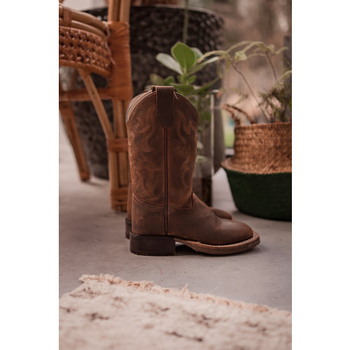 Barnwoord cowboy boot