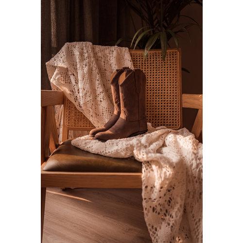 Chocolat classic cowboy boot