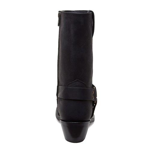 Harness Black Motor laarzen
