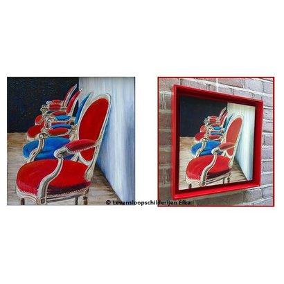Koninklijke stoelen - Femmy Krol