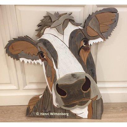 Koe van sloophout - Henri Wittenberg