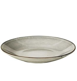 Broste Nordic Sand pasta plate XL