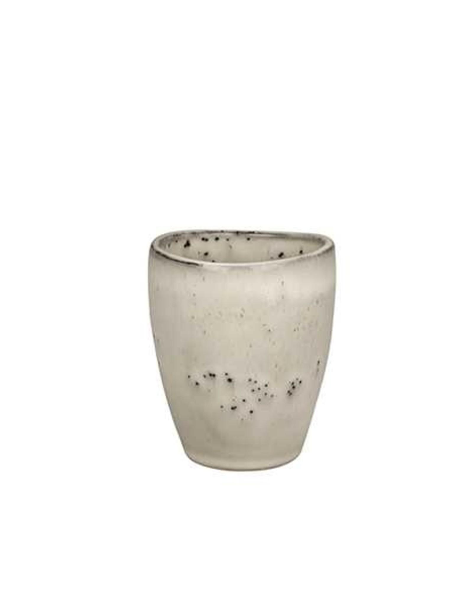 Broste Nordic sand Mug