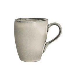 Broste Nordic Sand mug with handle