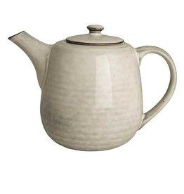 Broste Nordic Sand tea pot 130cl