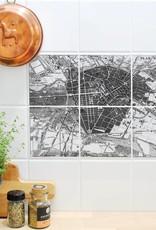 Boubouki Berlin Map Wall Stickers