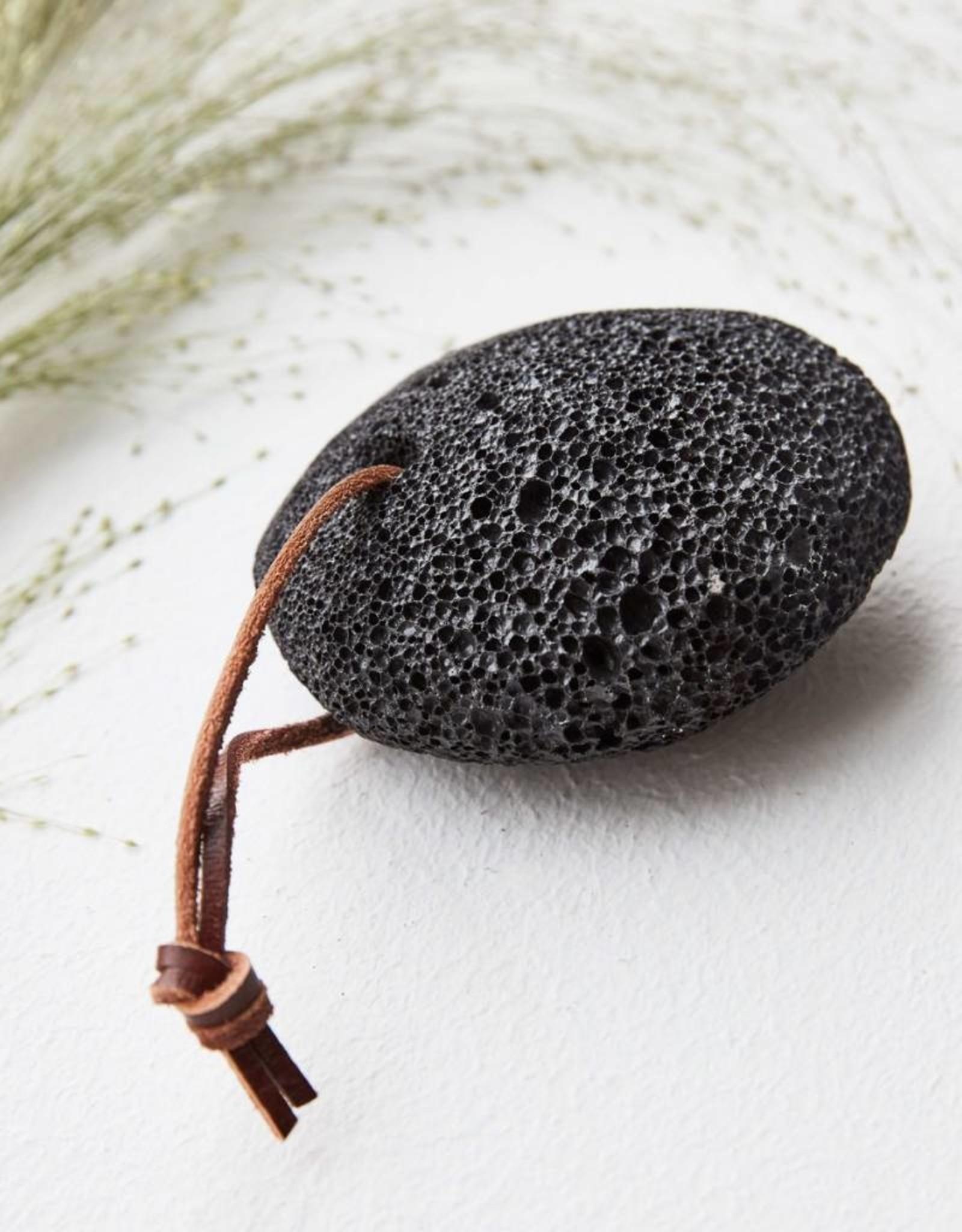 Meraki Black Pumice Lava Stone