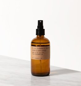 P.F.Candle & Co No.4 Teakwood & Tobacco Room Spray