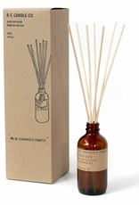 P.F.Candle & Co No.4 Teakwood & Tobacco Diffuser