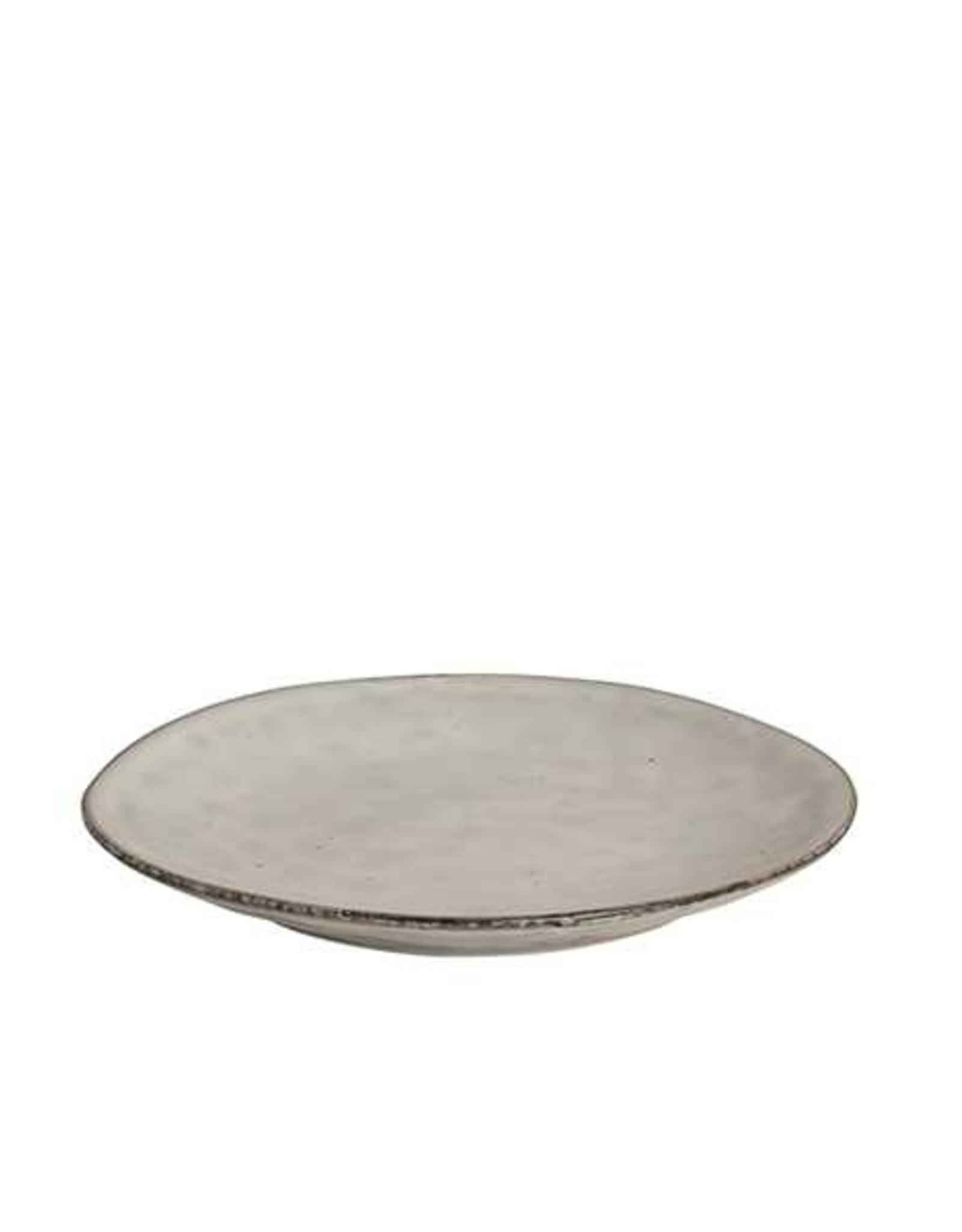 Broste Nordic sand plate 15cm