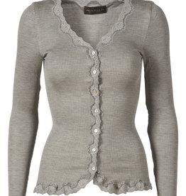 Rosemunde Vintage cardigan silk/cotton