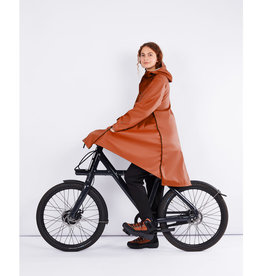 Maium Raincoat / poncho Gingerbrown