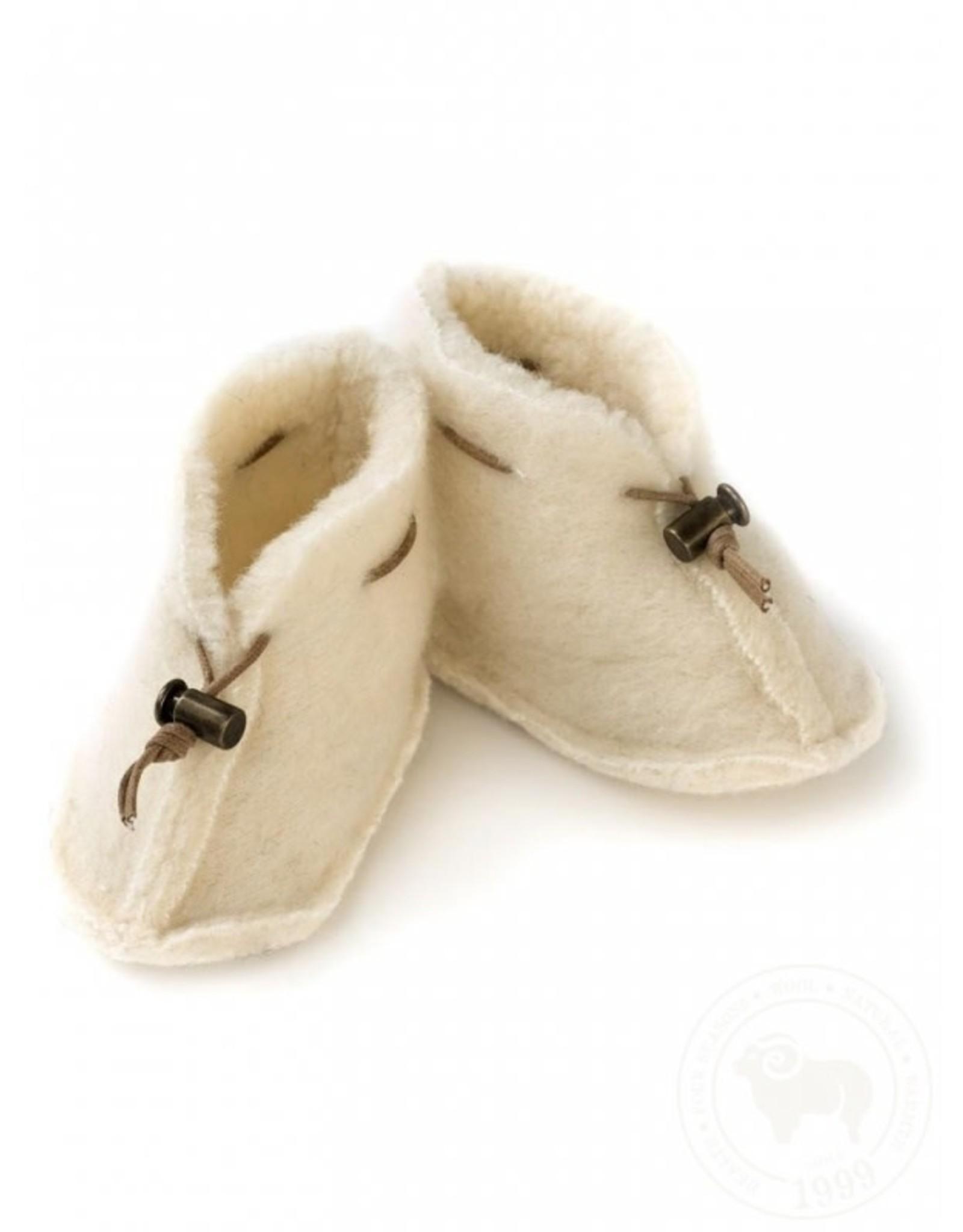 "Alwero Babyshoes ""Emo"" naturel"