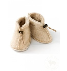 """Alwero Babyshoes """"Emo"""" beige"""