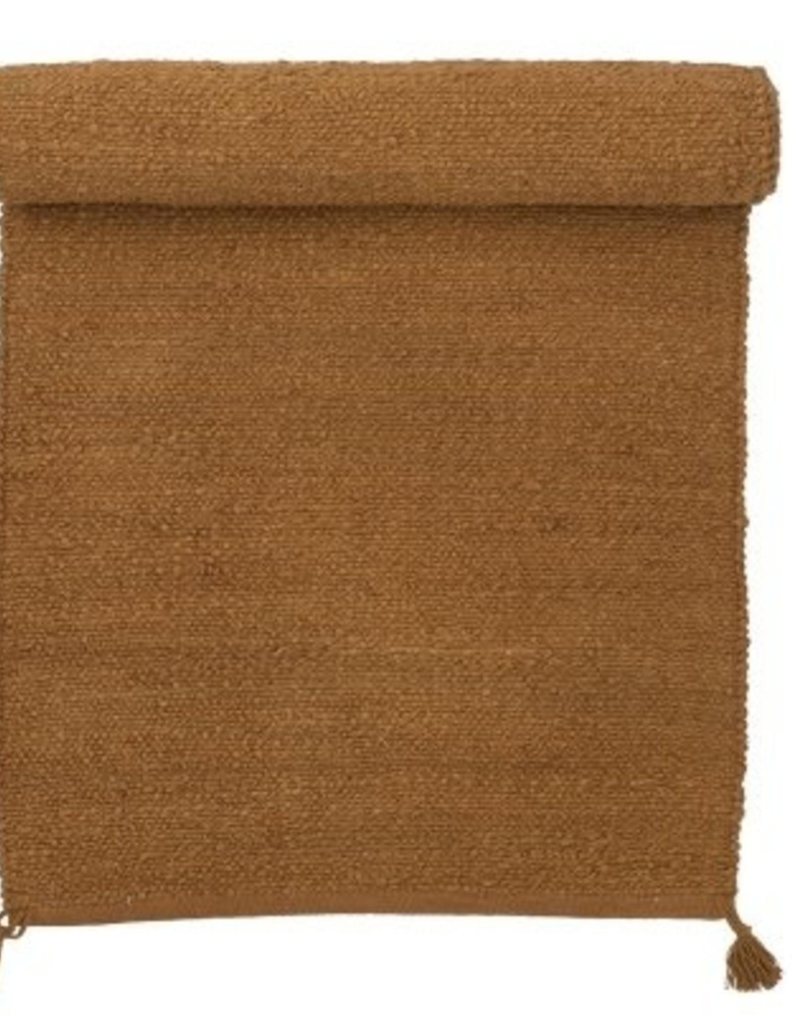 Bungalow Kleed Jute 70x240cm cinnamon