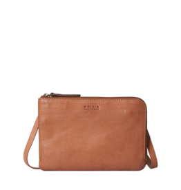 OMyBag Lola Wild oak suede/soft leather
