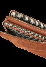 OMyBag Lola Wild oak suede/soft leather