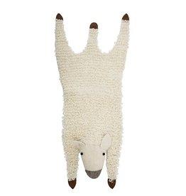 Bloomingville Vloerkleed schaap wol