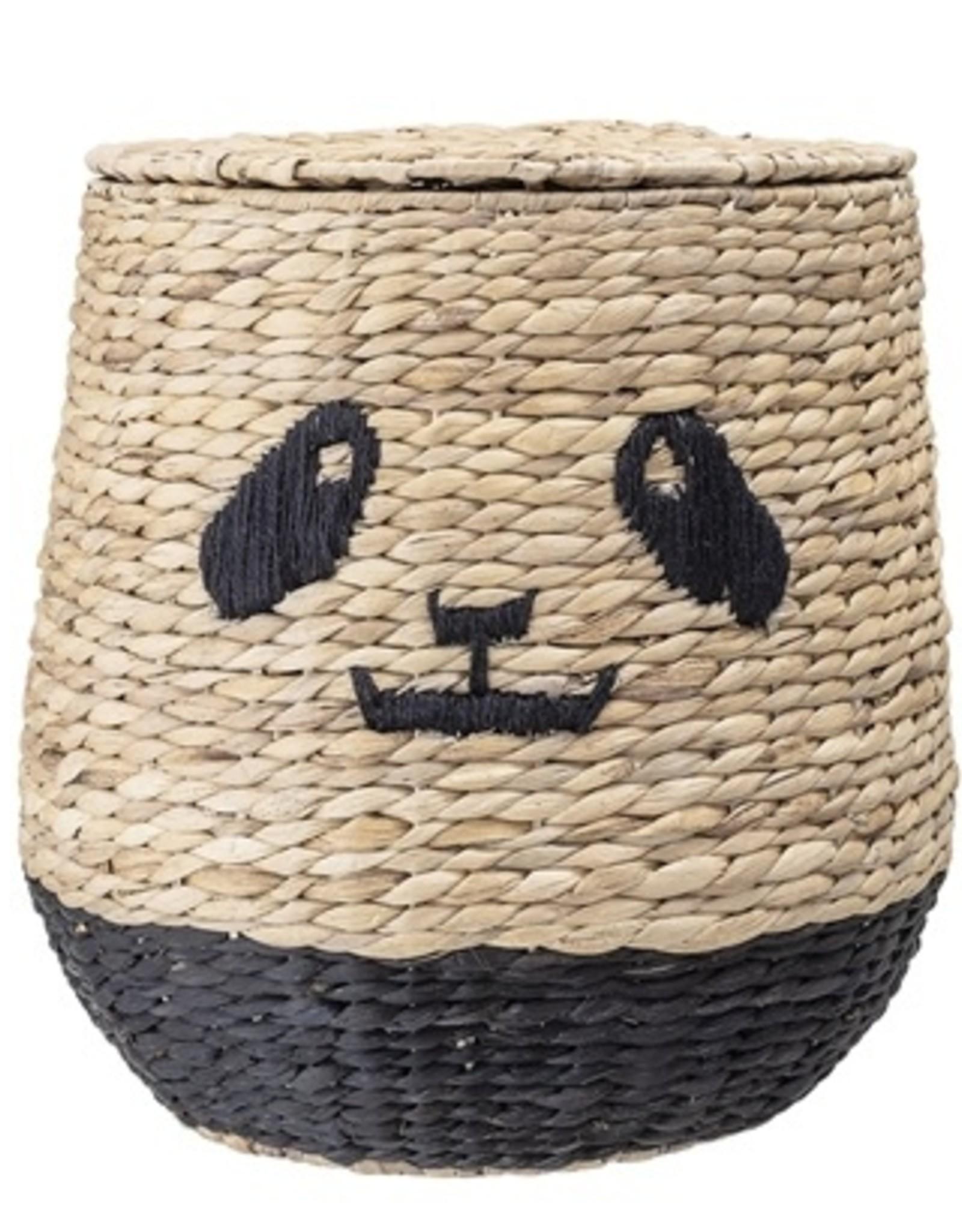 Bloomingville Storage basket with panda