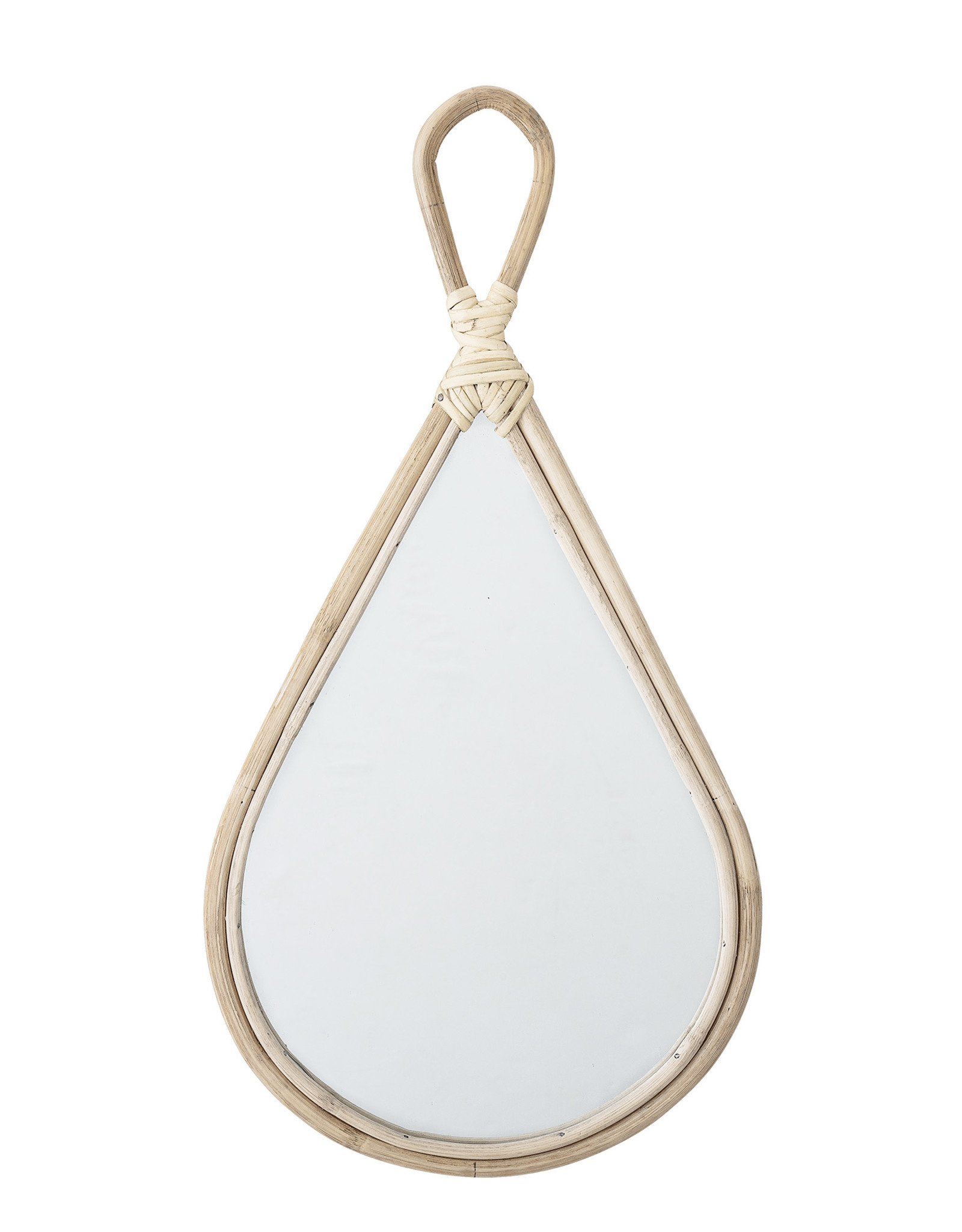 Bloomingville Mirror - Bamboo