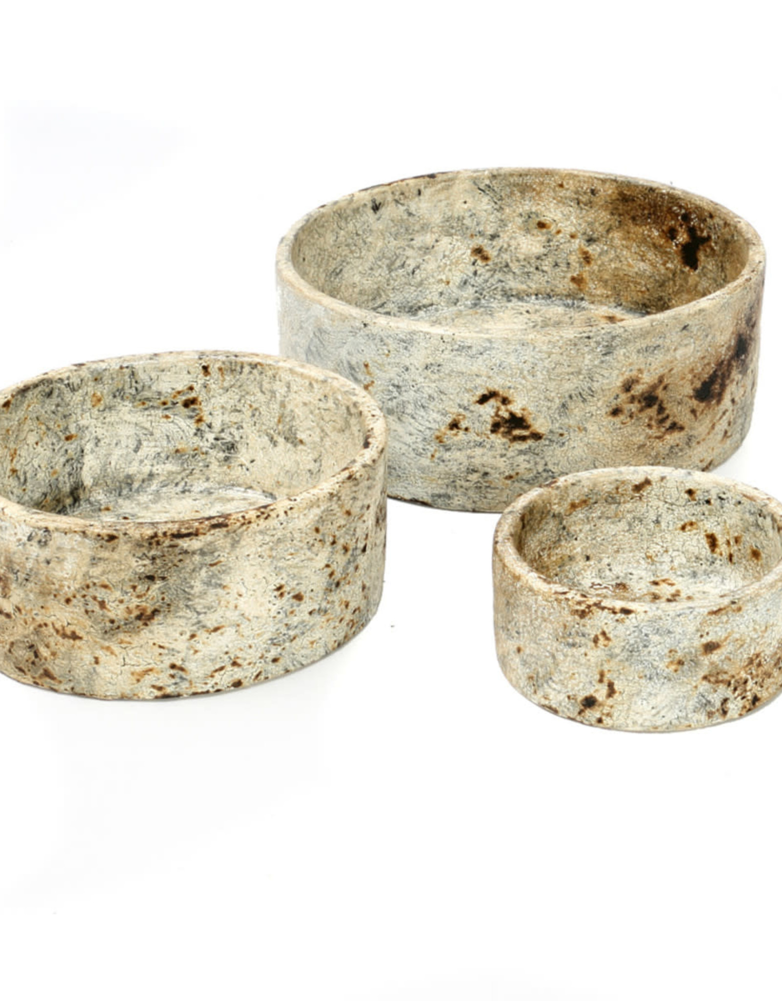 "Bazar Bizar ""The Burned Cylinder"" Dish"