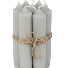 IBLaursen Short dinner candle light grey