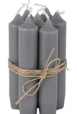 IBLaursen Short candle dark grey