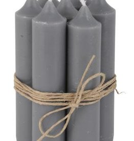 IBLaursen Short candle dark grey