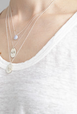 A Beautiful Story Necklace 'Wonderful Libelle' - Silver