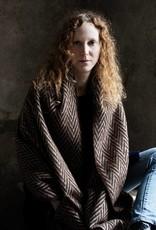Lapuan Kankurit IIDA pocket shawl 100% wol