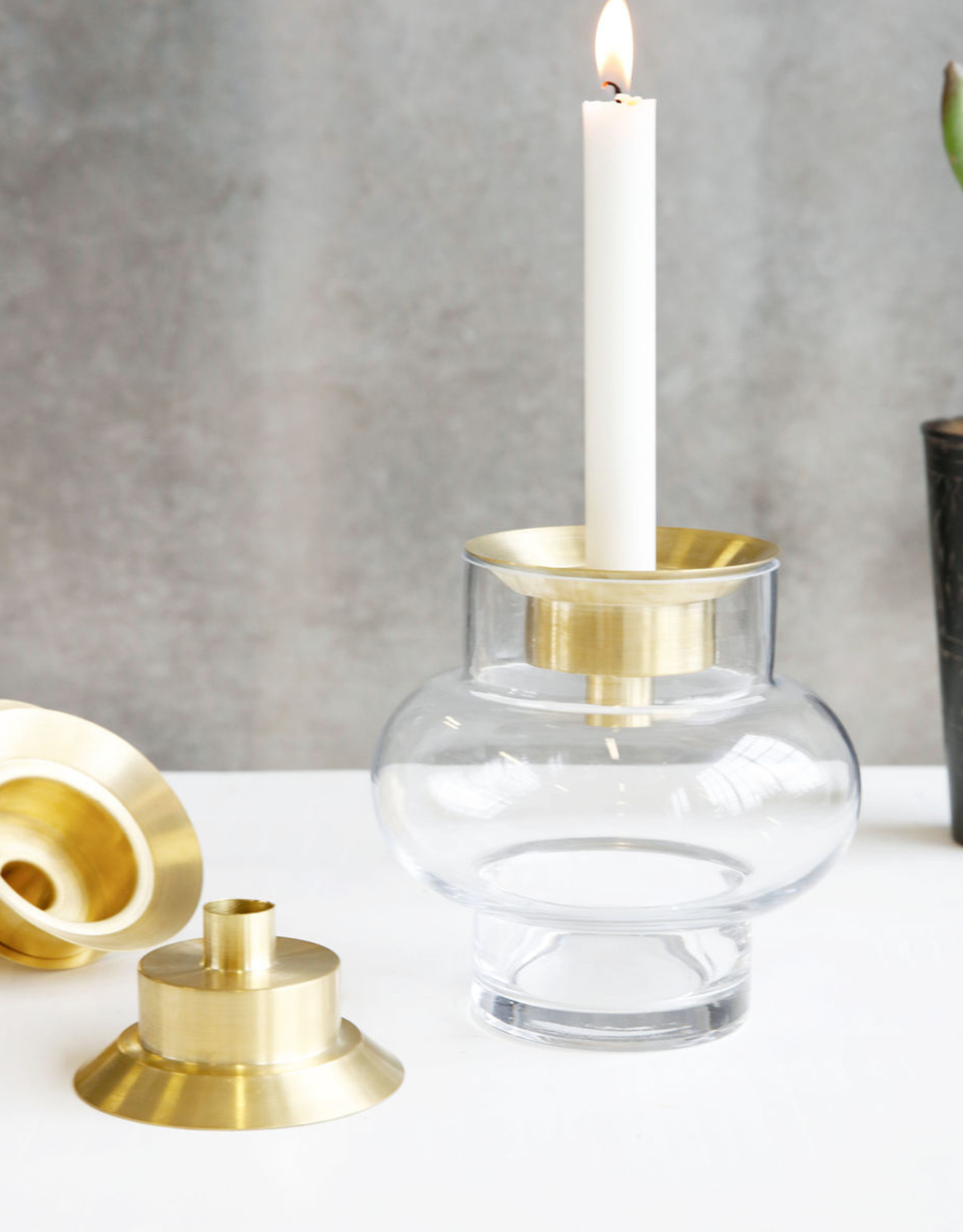 House Doctor Candle Stand LID