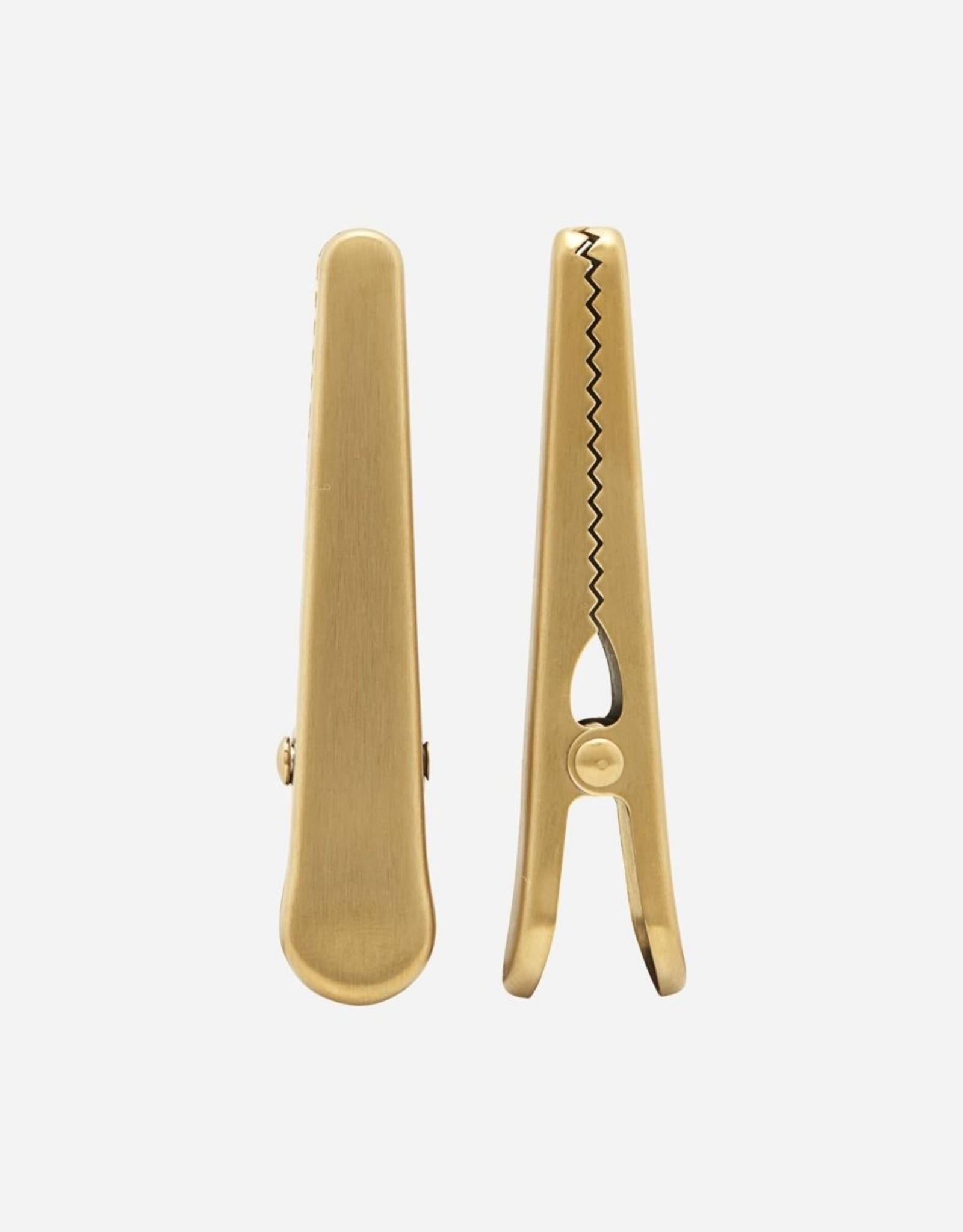 Nicolas Vahe Clip Brass