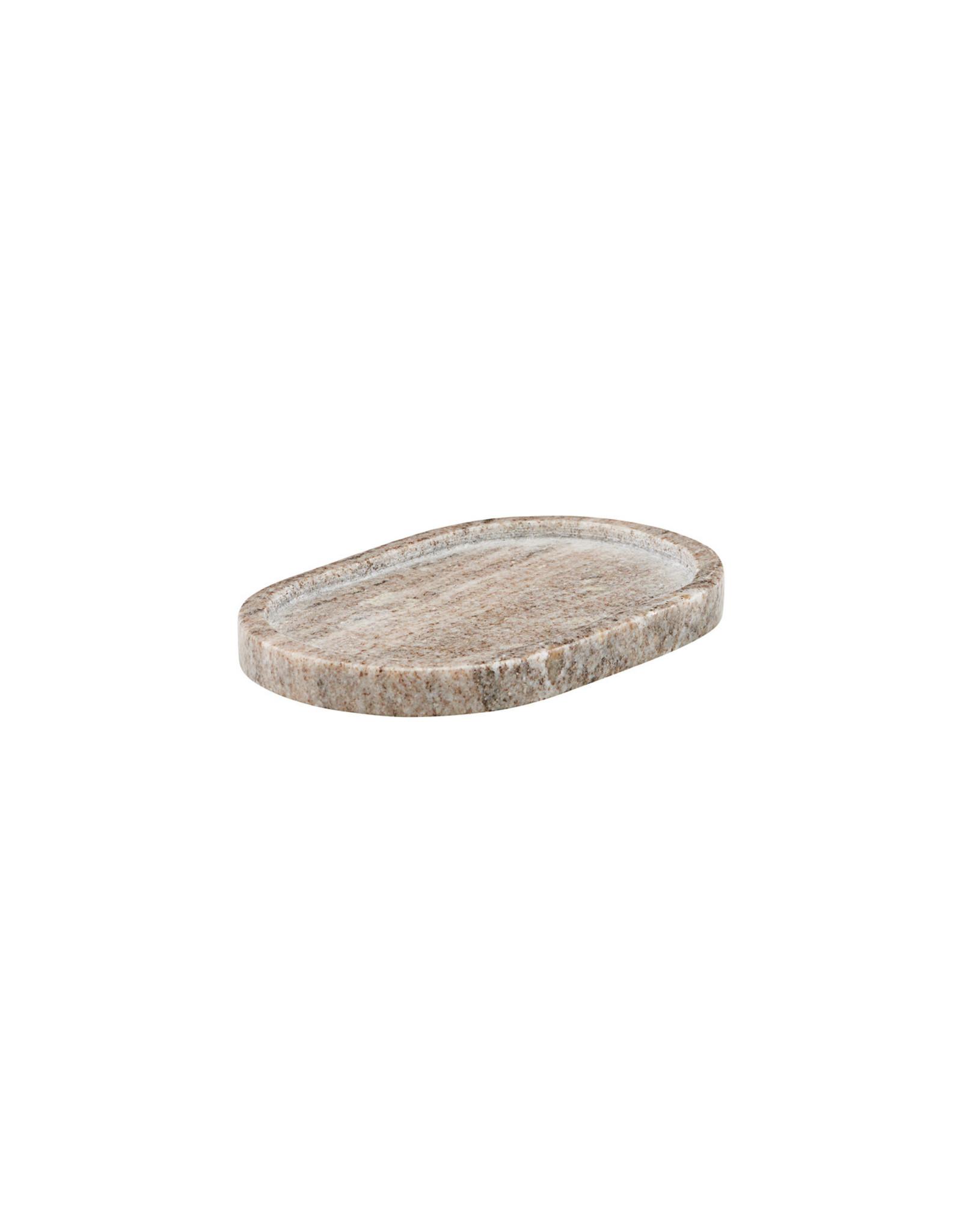 Meraki Marmeren tray ovaal
