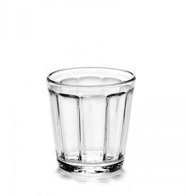 "Serax ""Surface"" espresso glas"