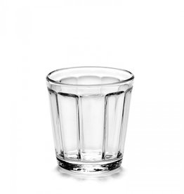 "Serax ""Surface"" espresso glass"