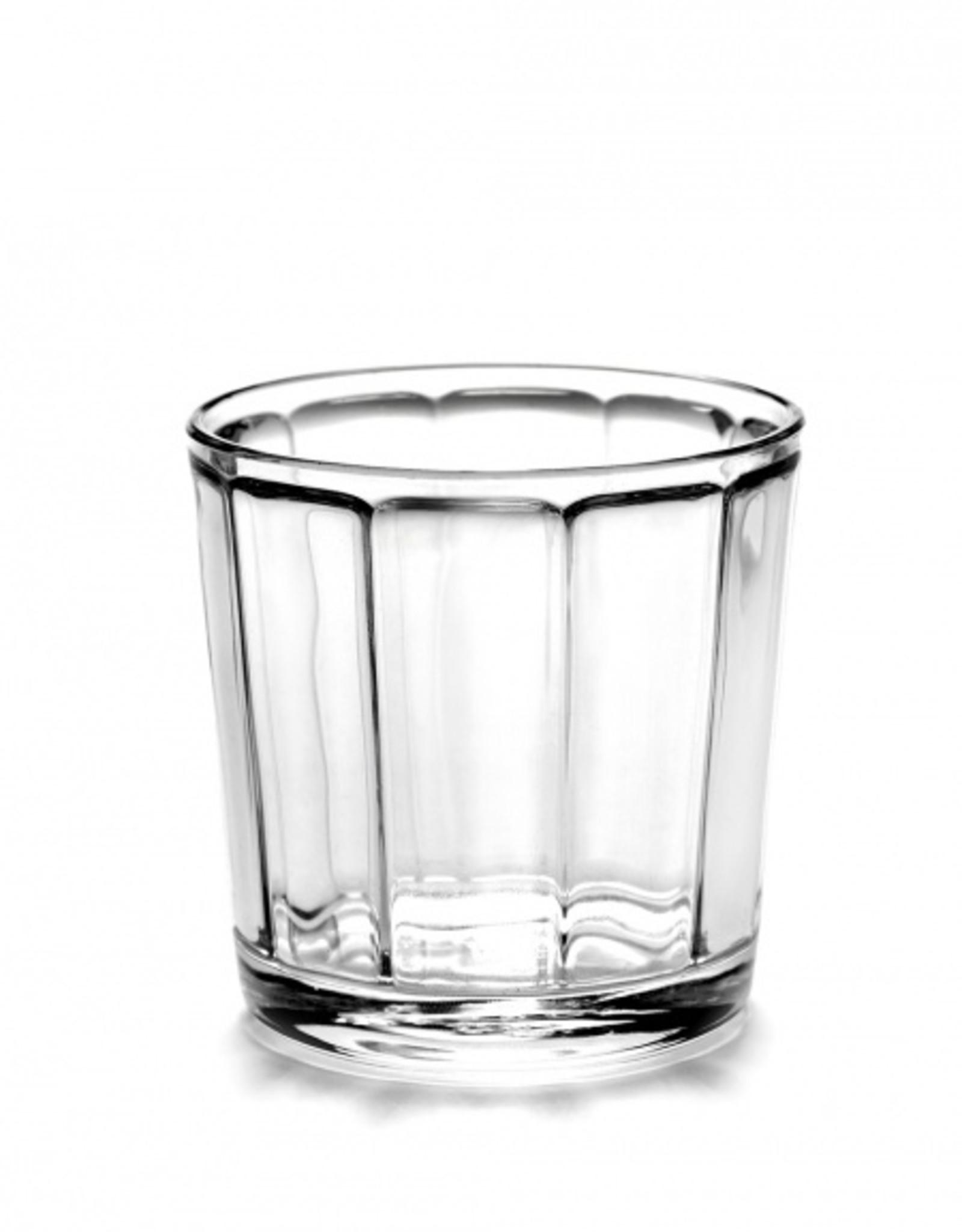 "Serax ""Surface"" glass"