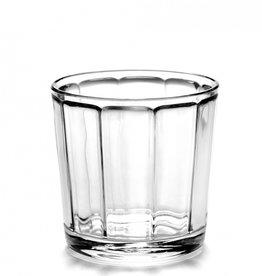"Serax ""Surface"" glas 9x9 cm"
